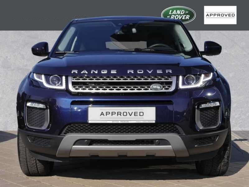Land rover Range Rover Evoque TD4 150 Bleu occasion à Beaupuy - photo n°7
