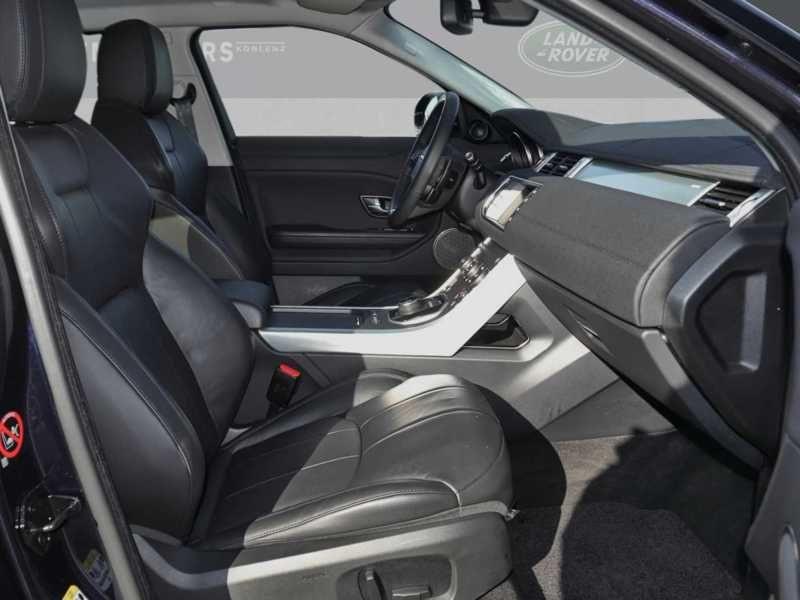 Land rover Range Rover Evoque TD4 150 Bleu occasion à Beaupuy - photo n°4