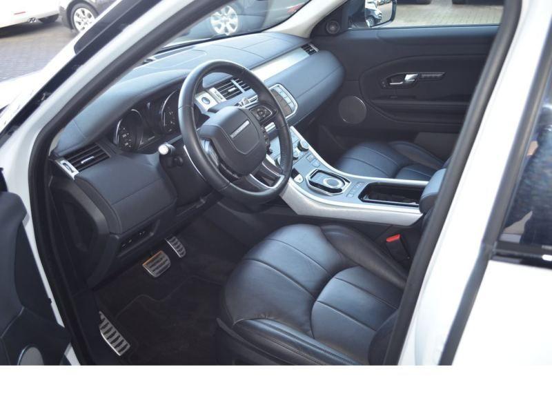 Land rover Range Rover Evoque TD4 150 Blanc occasion à Beaupuy - photo n°4