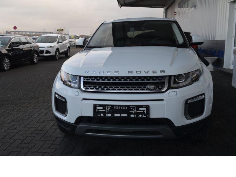 Land rover Range Rover Evoque TD4 150 Blanc occasion à Beaupuy - photo n°6