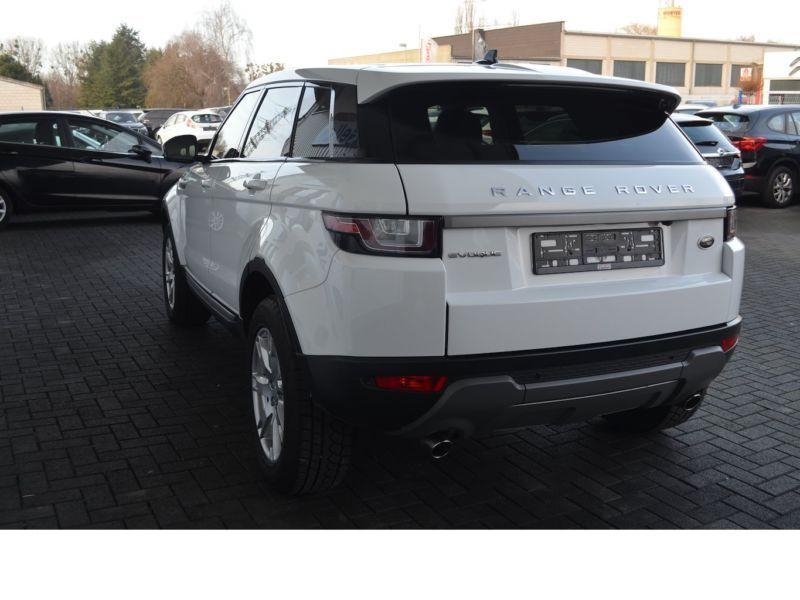 Land rover Range Rover Evoque TD4 150 Blanc occasion à Beaupuy - photo n°3