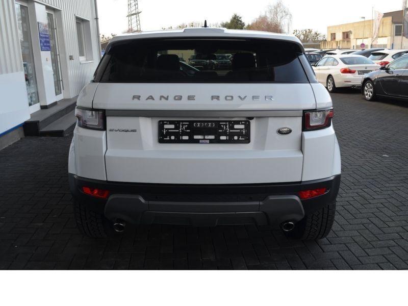Land rover Range Rover Evoque TD4 150 Blanc occasion à Beaupuy - photo n°7