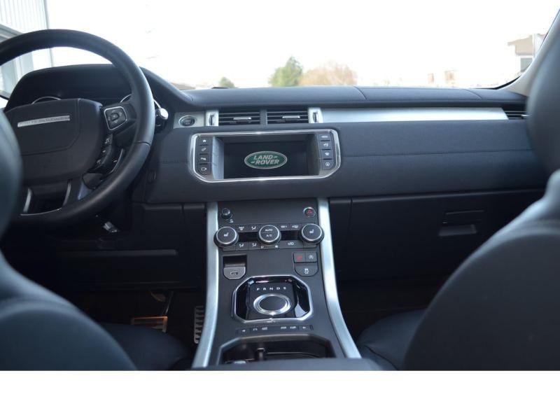 Land rover Range Rover Evoque TD4 150 Blanc occasion à Beaupuy - photo n°2