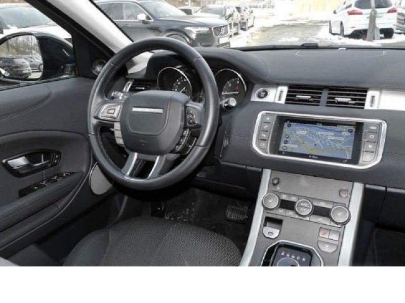 Land rover Range Rover Evoque TD4 150 Gris occasion à Beaupuy - photo n°2