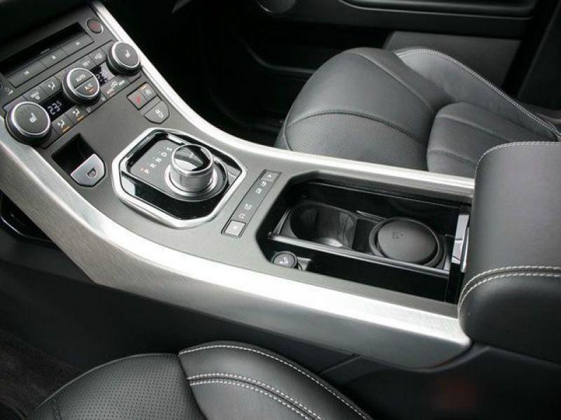 Land rover Range Rover Evoque TD4 180 Gris occasion à Beaupuy - photo n°5