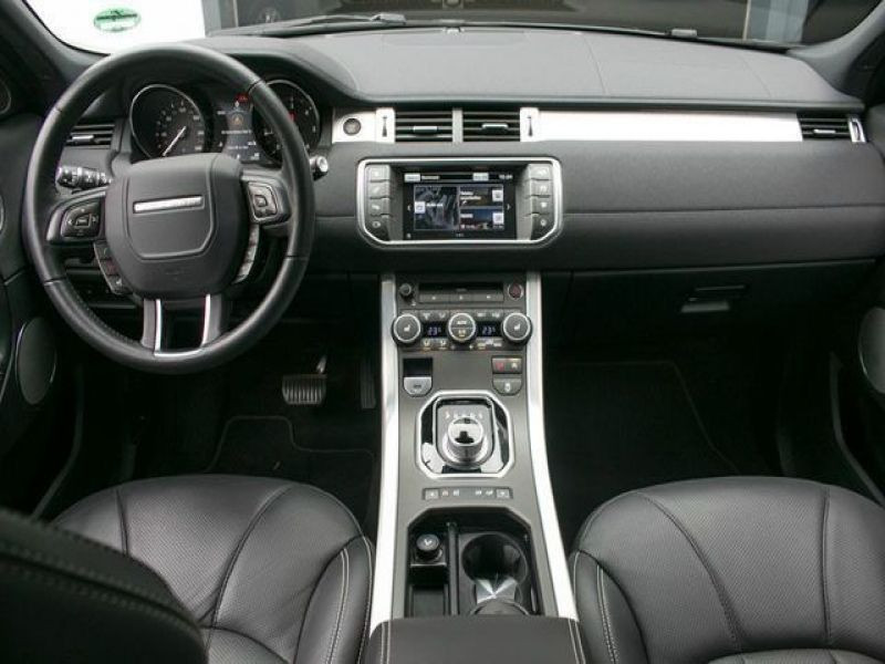 Land rover Range Rover Evoque TD4 180 Gris occasion à Beaupuy - photo n°4