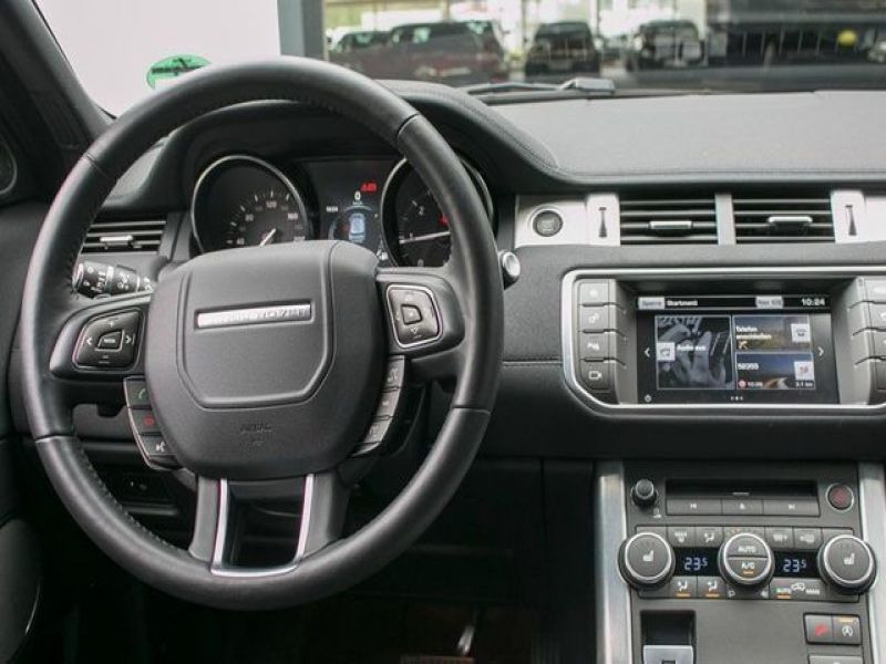 Land rover Range Rover Evoque TD4 180 Gris occasion à Beaupuy - photo n°8