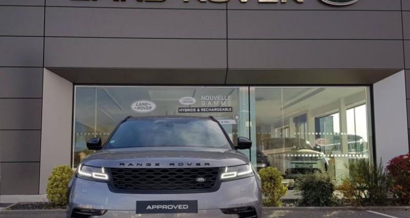 Land rover Range Rover Velar 2.0 D200 204ch MHEV R-Dynamic SE AWD BVA Gris occasion à Orléans