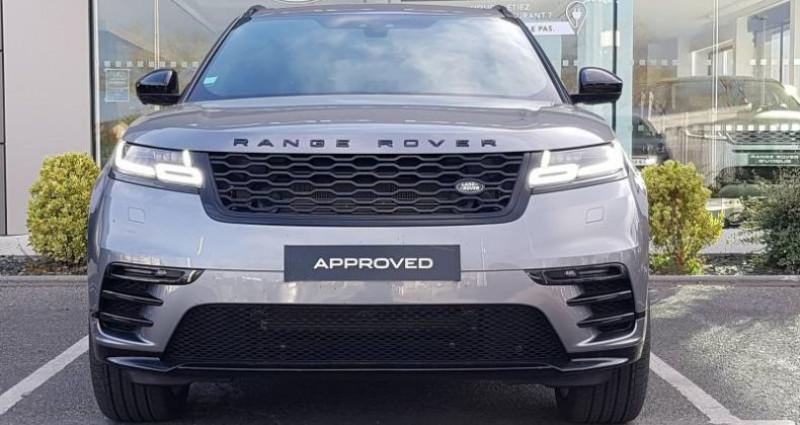 Land rover Range Rover Velar 2.0 D200 204ch MHEV R-Dynamic SE AWD BVA Gris occasion à Orléans - photo n°3