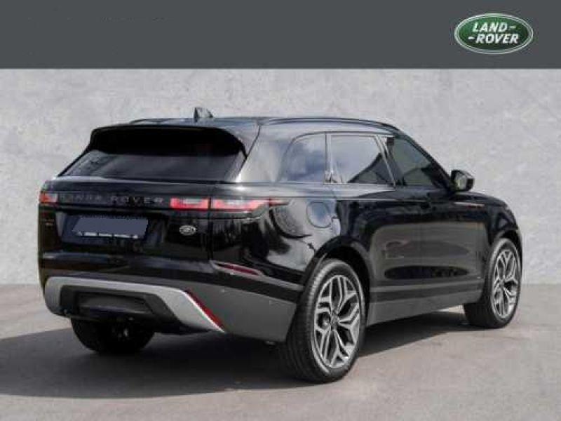 Land rover Range Rover Velar 2.0 i 250 Noir occasion à Beaupuy - photo n°3