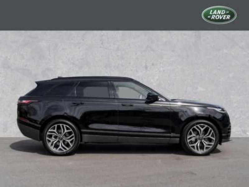 Land rover Range Rover Velar 2.0 i 250 Noir occasion à Beaupuy - photo n°9