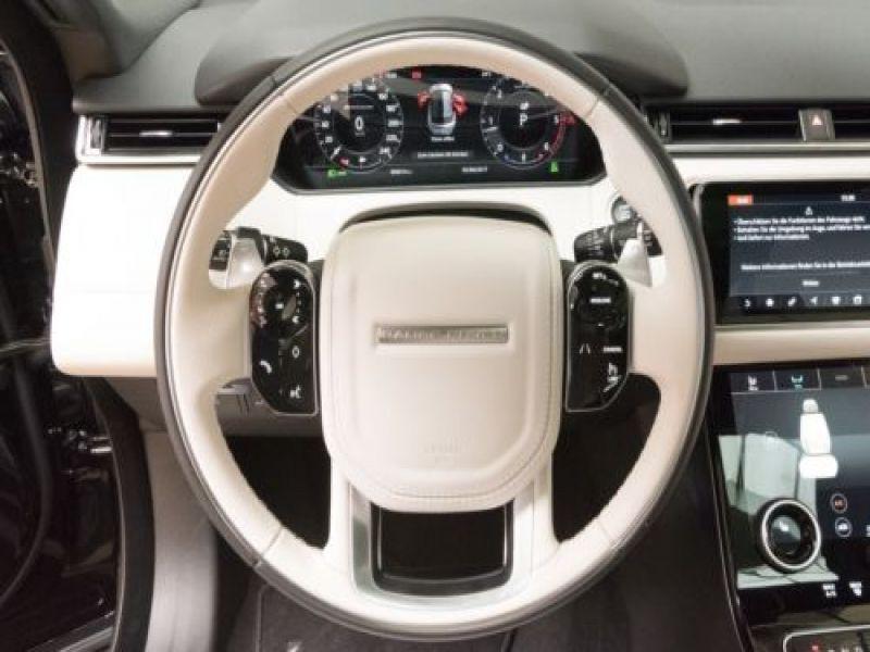 Land rover Range Rover Velar 2.0 i 250 Noir occasion à Beaupuy - photo n°7