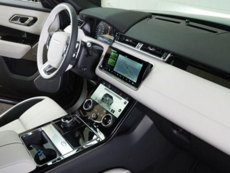 Land rover Range Rover Velar 2.0 i 250 Noir occasion à Beaupuy - photo n°2