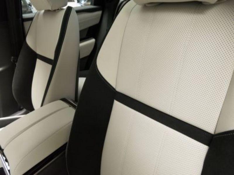 Land rover Range Rover Velar 2.0 i 250 Noir occasion à Beaupuy - photo n°8