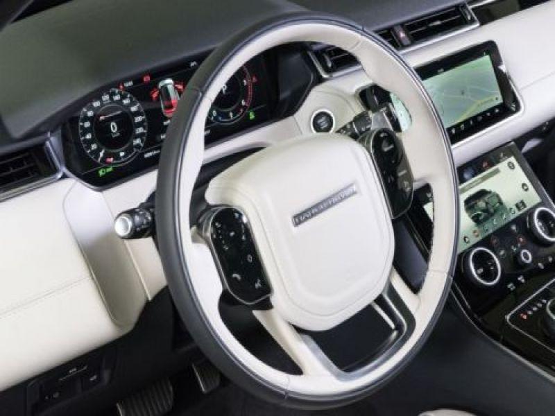 Land rover Range Rover Velar 2.0 i 250 Noir occasion à Beaupuy - photo n°6