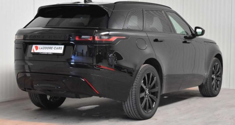 Land rover Range Rover Velar 2.0 TD4 R-Dynamic HSE (EU6.2) Noir occasion à NIEUWPOORT - photo n°5
