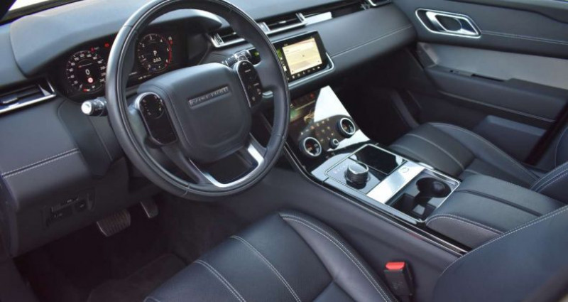 Land rover Range Rover Velar 2.0 TD4 R-Dynamic HSE (EU6.2) Noir occasion à NIEUWPOORT - photo n°6