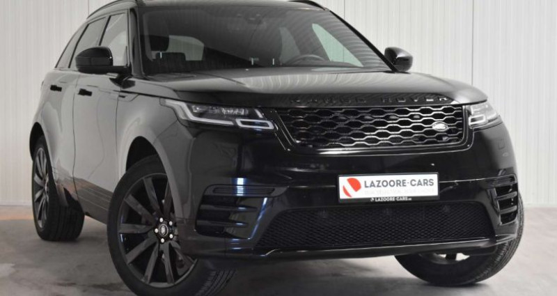 Land rover Range Rover Velar 2.0 TD4 R-Dynamic HSE (EU6.2) Noir occasion à NIEUWPOORT - photo n°3