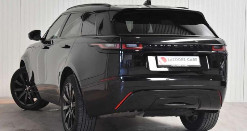 Land rover Range Rover Velar 2.0 TD4 R-Dynamic HSE (EU6.2) Noir occasion à NIEUWPOORT - photo n°4