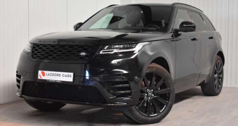 Land rover Range Rover Velar 2.0 TD4 R-Dynamic HSE (EU6.2) Noir occasion à NIEUWPOORT