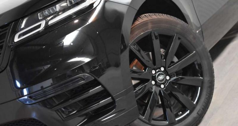 Land rover Range Rover Velar 2.0 TD4 R-Dynamic HSE (EU6.2) Noir occasion à NIEUWPOORT - photo n°2