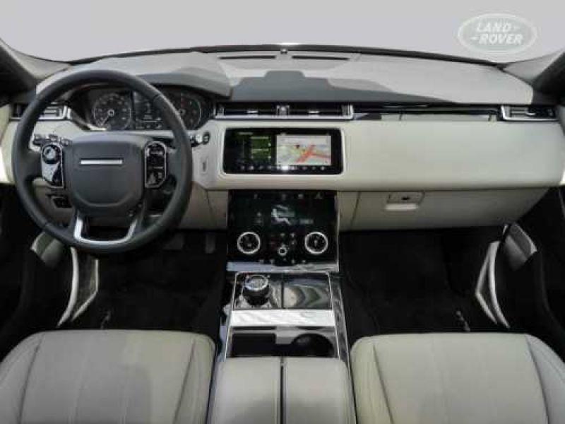 Land rover Range Rover Velar 2.0 TDI 240 Noir occasion à Beaupuy - photo n°2