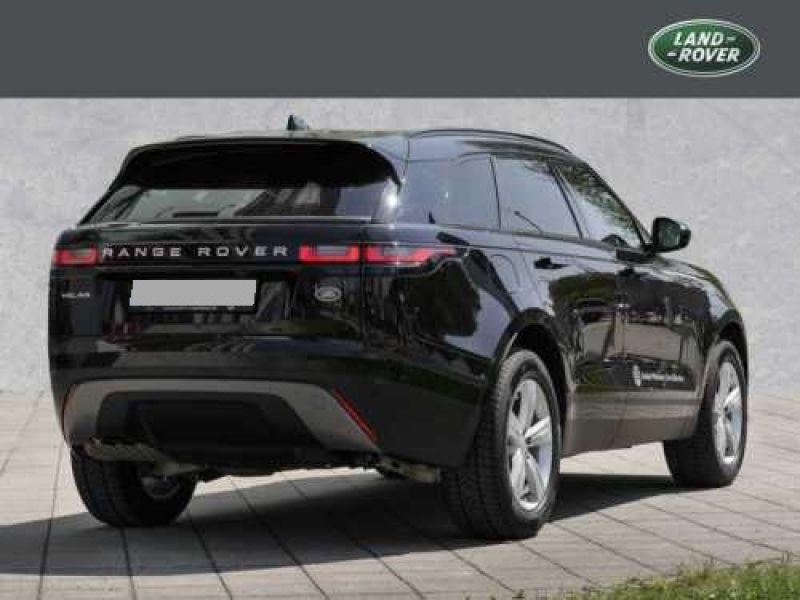Land rover Range Rover Velar 2.0 TDI 240 Noir occasion à Beaupuy - photo n°3