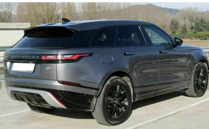 Land rover Range Rover Velar 2.0D 180CH R-DYNAMIC AWD BVA Gris occasion à Villenave-d'Ornon