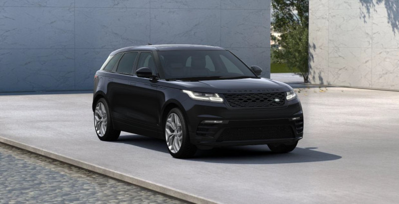 Land rover Range Rover Velar 2.0D 240ch R-Dynamic SE AWD BVA Noir occasion à SAINT ETIENNE