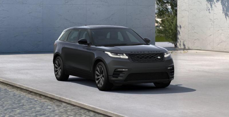 Land rover Range Rover Velar 2.0D 240ch R-Dynamic SE AWD BVA Gris occasion à SAINT ETIENNE
