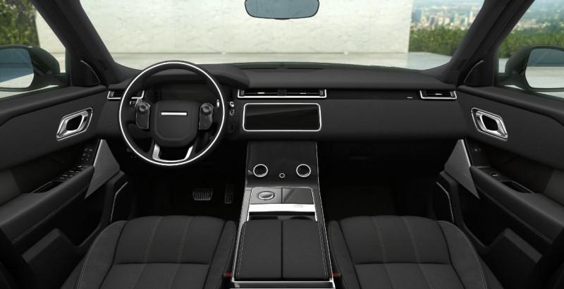 Land rover Range Rover Velar 2.0D 240ch R-Dynamic SE AWD BVA Gris occasion à SAINT ETIENNE - photo n°3