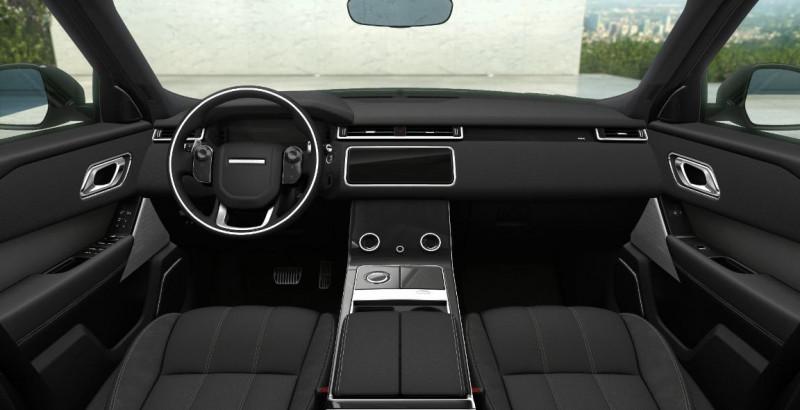 Land rover Range Rover Velar 2.0D 240ch R-Dynamic SE AWD BVA Noir occasion à SAINT ETIENNE - photo n°4