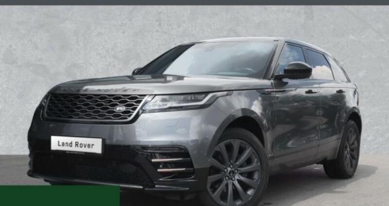 Land rover Range Rover Velar 2.0D 240ch R-DynamicS Gris occasion à Boulogne-Billancourt