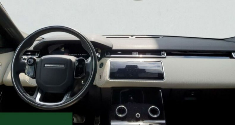 Land rover Range Rover Velar 2.0D 240ch R-DynamicS Gris occasion à Boulogne-Billancourt - photo n°3