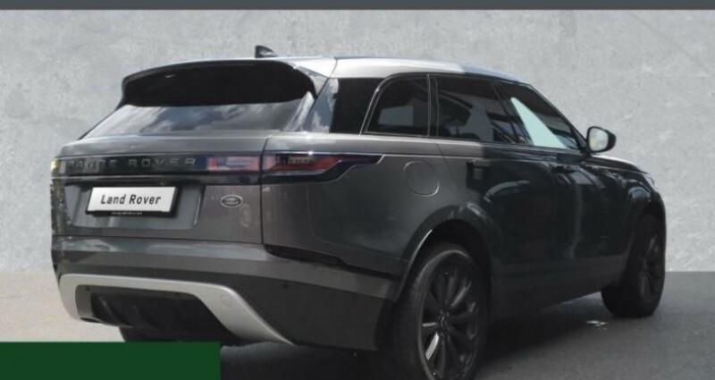 Land rover Range Rover Velar 2.0D 240ch R-DynamicS Gris occasion à Boulogne-Billancourt - photo n°2