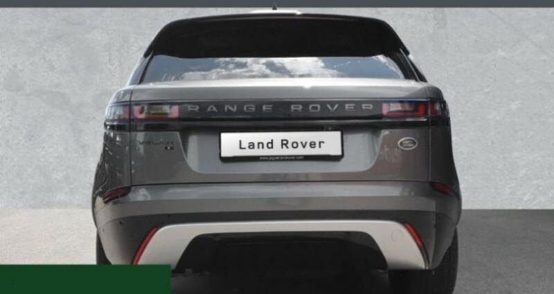 Land rover Range Rover Velar 2.0D 240ch R-DynamicS Gris occasion à Boulogne-Billancourt - photo n°6
