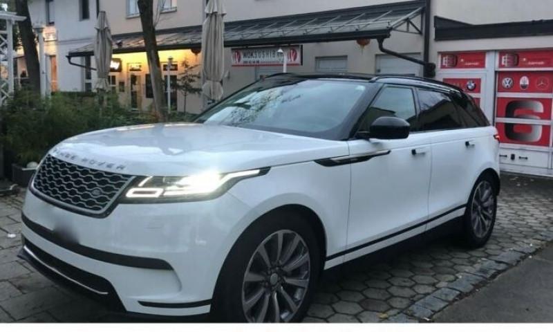 Land rover Range Rover Velar 2.0D 240CH S AWD BVA Blanc occasion à Villenave-d'Ornon - photo n°2