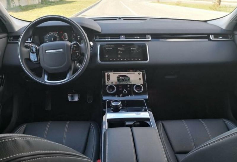 Land rover Range Rover Velar 2.0D 240CH S AWD BVA Blanc occasion à Villenave-d'Ornon - photo n°7
