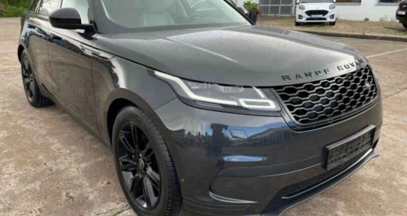 Land rover Range Rover Velar 2.0D 240ch SE BVA Noir occasion à Boulogne-Billancourt - photo n°2