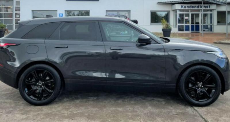 Land rover Range Rover Velar 2.0D 240ch SE BVA Noir occasion à Boulogne-Billancourt - photo n°3