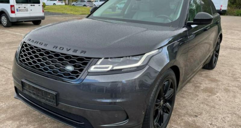 Land rover Range Rover Velar 2.0D 240ch SE BVA Noir occasion à Boulogne-Billancourt