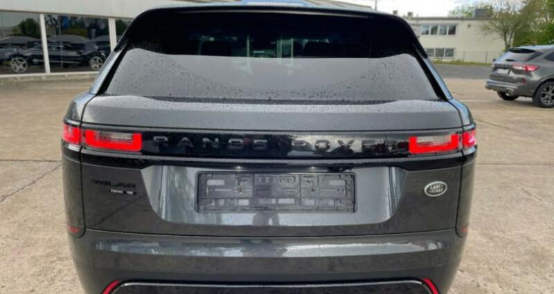 Land rover Range Rover Velar 2.0D 240ch SE BVA Noir occasion à Boulogne-Billancourt - photo n°6