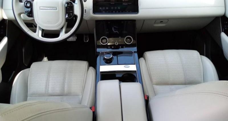 Land rover Range Rover Velar 2.0P 250ch R-Dynamic HSE AWD BVA  occasion à Orléans - photo n°5