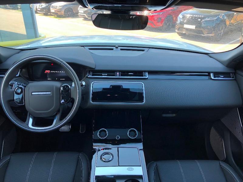 Land rover Range Rover Velar 2.0P 250ch R-Dynamic SE AWD BVA Blanc occasion à Barberey-Saint-Sulpice - photo n°5