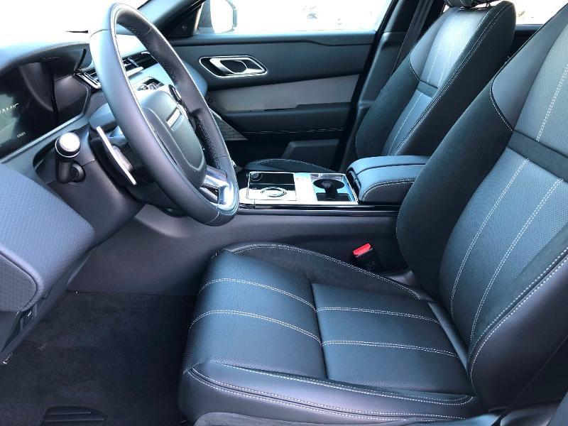 Land rover Range Rover Velar 2.0P 250ch R-Dynamic SE AWD BVA Blanc occasion à Barberey-Saint-Sulpice - photo n°6