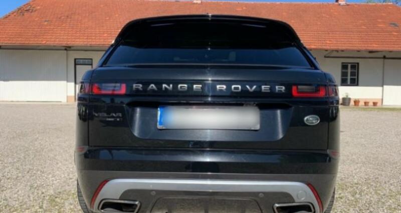 Land rover Range Rover Velar 2.0P 300ch R-Dynamic Noir occasion à Boulogne-Billancourt - photo n°7