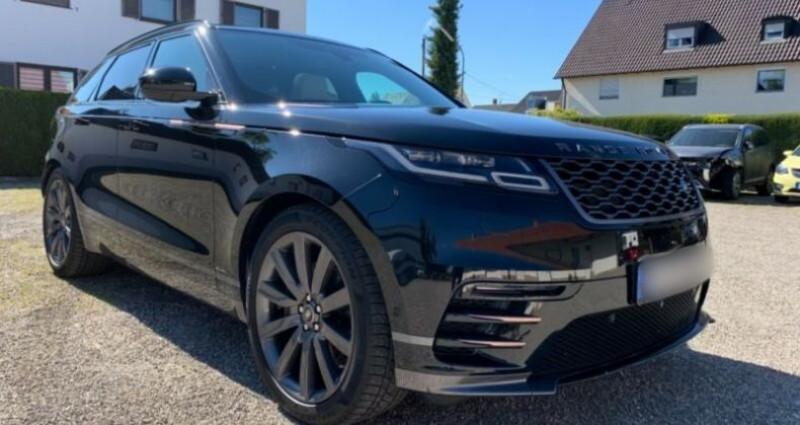 Land rover Range Rover Velar 2.0P 300ch R-Dynamic Noir occasion à Boulogne-Billancourt