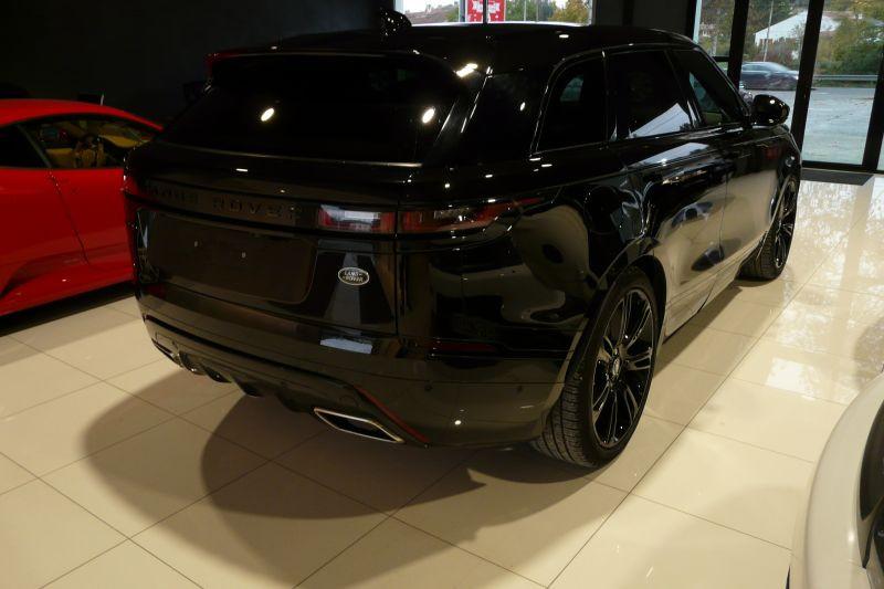 Land rover Range Rover Velar 3.0 D300 4WD R-DYNAMIC Noir occasion à Beaupuy - photo n°3