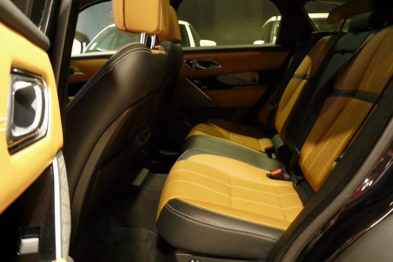 Land rover Range Rover Velar 3.0 D300 4WD R-DYNAMIC Noir occasion à Beaupuy - photo n°6