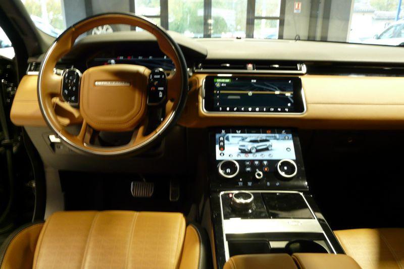 Land rover Range Rover Velar 3.0 D300 4WD R-DYNAMIC Noir occasion à Beaupuy - photo n°2